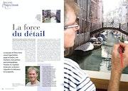 Article dans le magazine «Artistes Magasine» n°154 novembre/décembre 2011.