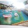 Le port de Dina. Domory