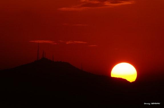 The Sun Rising.  C. Deniz Seyran