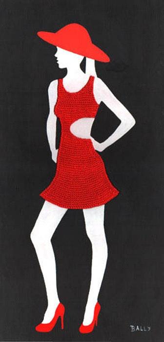 Lena - série mannequin. Renée Bally Allynée