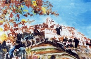 Saint Paul de Vence. Artiste-Peintre