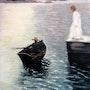 D'eau et de lumière - Anders Zorn (Huile sur papier toilé) (copie). Mimi
