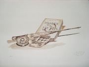 » Pêcheur de Truites ». Dominique Monneraux