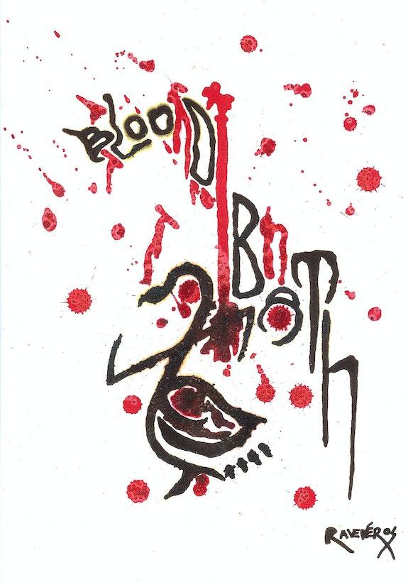 Blood Bath. Ravenéros
