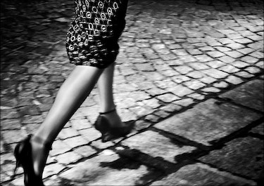 Walking Girls Série 1 # 5. Thierry Burlot