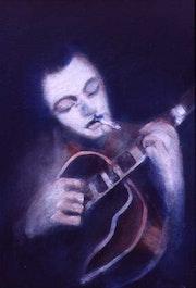 Django Rhinehardt. Grant Leonard Aspinall