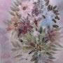 Mélange Floral. France Mannaioni