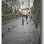 Rue de Montmartre. Gilles Bizé