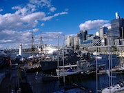 Darling Harbour Sydney.