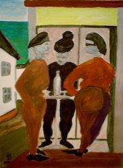 Bild 504: «Klön-Treff».