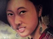 Femme Orientale.