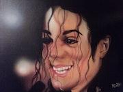 Portrait d'une star.