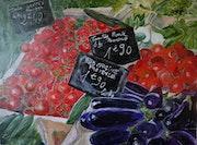 Provence Market.