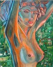 Mujer de Bali.