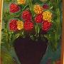 Bouquet. Martine Matignon