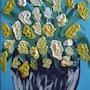 Bouquet Blanc. Martine Matignon