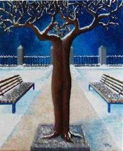 El árbol e la vida (4) - El invierno.
