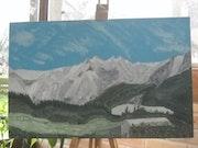 La montagne.