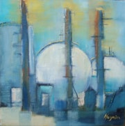 Bleu pétrole!.