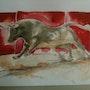 Toro!. Forangeart F. Baldinotti Peintre De l'air