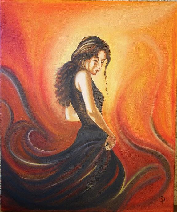 Laisse danser le feu qui est en toi !. Valérie Domenjoz Valérie Domenjoz
