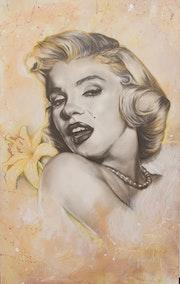 Marilyn monroe. Vianno Rheim