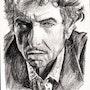 Bob Dylan. Philippe Flohic