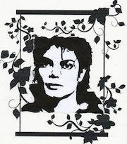 Souvenir de Michael Jackson.