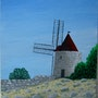 Le moulin d'Alphonse D..