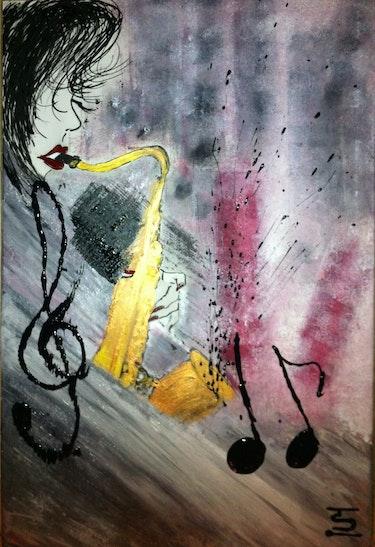 Modern'Jazz. Alysée Yasalys Luna Lya