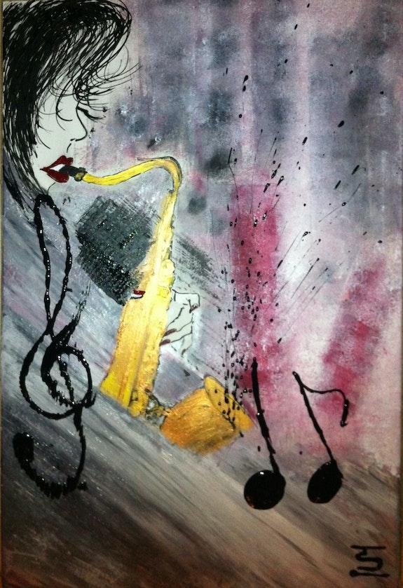 Modern'Jazz. Alysée Alysée Yasalys Luna Lya