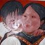 La tendresse en Bolivie. Jacqueline Savigny-Toupin