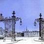 Nancy Place Stanislas. Pierre Louis Toret