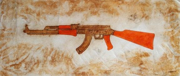 AK47's soul. Hm Saïd Hm-Saïd