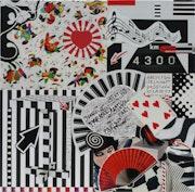 7 De coeur rouge et noir. Marianne Guillerand