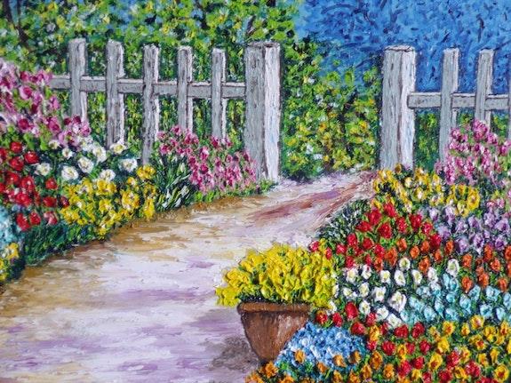 Flores de jardín. Christian Thiefaine Christian Thiefaine
