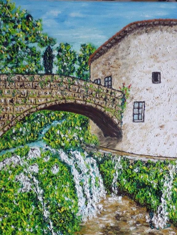 Moulin de Saint Guilhem le Désert. Christian Thiefaine Christian Thiefaine