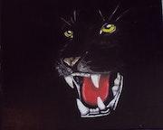 Black Panther. Christian Thiefaine
