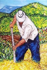 Field work. Christian Thiefaine