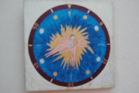 Chronométre. Claude Sauvage Création 1998 Claude Sauvage