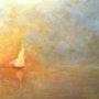 Martigues… Lever de soleil.. Roger Perrier