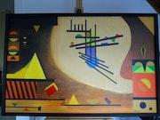 Abstrait 1/2 (d'apres kandinsky).