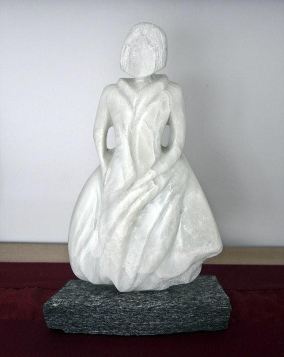 Femme elegante. Artmanella Artmanella