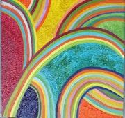 El arco iris.