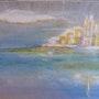 L'île imaginaire, voguant sur la mer…. Sylvane
