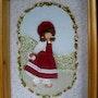Petite demoiselle au bouquet.. Janeon