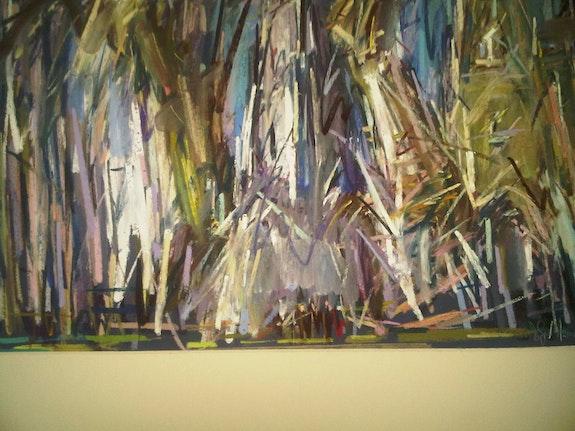 Fountains Abbey'Trinity'.. Nina Greenwood David Greenwood-Artist.