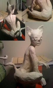 Fan Art Catwoman. Maxime Ollivier