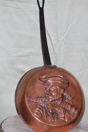 Poeles en cuivre anciene. Almmaghribi