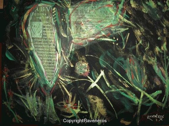 On the Emerald Tablet. Ravenéros Ravenéros